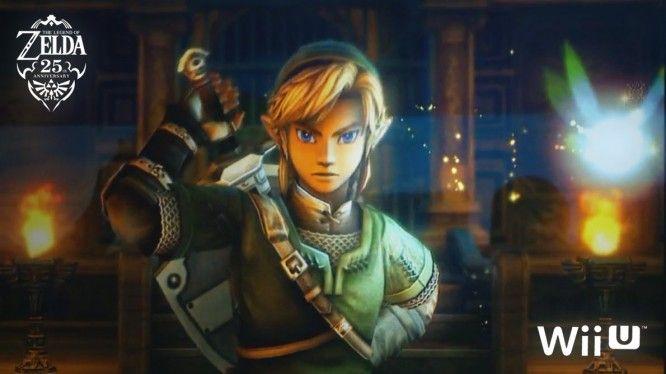 Legend of Zelda Wii U Tech Demo
