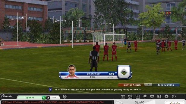 FC Manager Screenshot