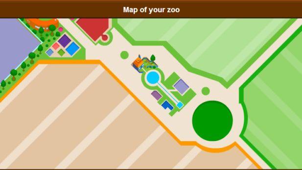 Mondozoo Screenshot 2 Map