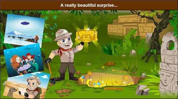 Mondozoo Screenshot 6 Treasure