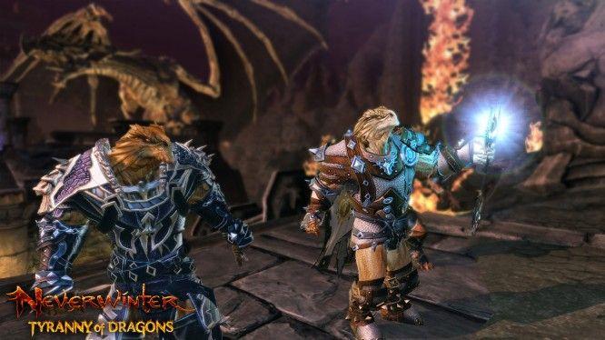 Neverwinter Dragonborn Race