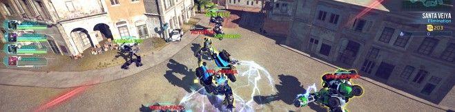 Transformers Universe MOBA