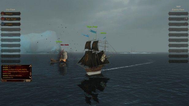 Wind of Luck Screenshot Iceberg