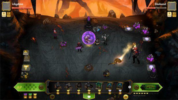 Conquest of Champions Screenshot Battle