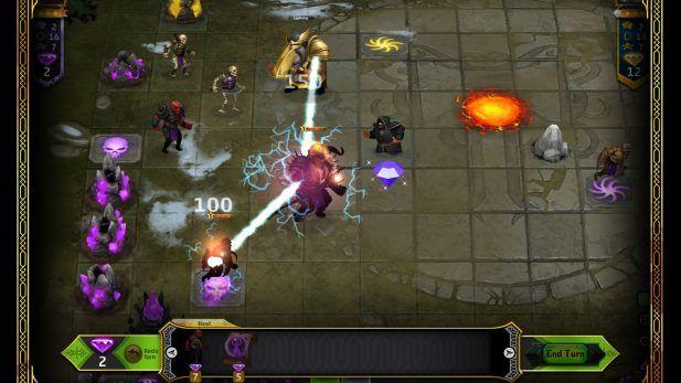 Conquest of Champions Screenshot Boss Battles
