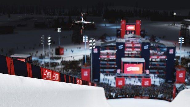 Snow Screenshot Beta High Jump