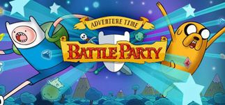 Adventure Time Battle Party