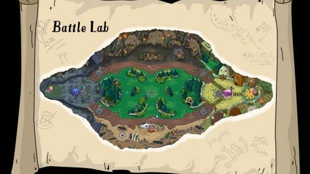 Adventure Time Battle Party