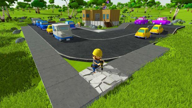 Buildernauts Screenshot Work