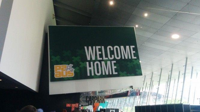 PAX Aus Welcome