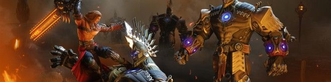 Skyforge Reveals All 13 Classes - MMOGames.com - Your source for MMOs & MMORPGs