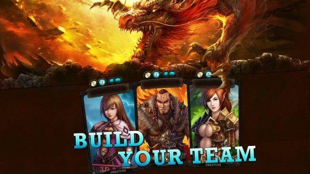 Auto Battle Screenshot Build Your Team