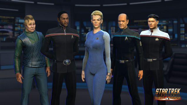 STO - Voyager Crew