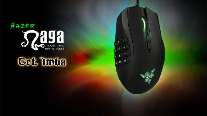 Recent updates to the Razer Naga have increased its performance and ergonomic design.