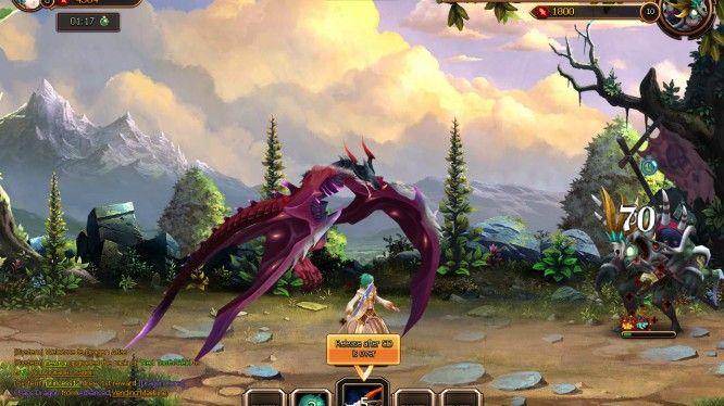 Dragon Atlas -- Battle 2