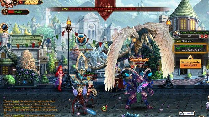Dragon Atlas -- Town