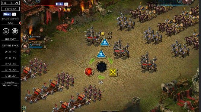 SiegeLord - Battle