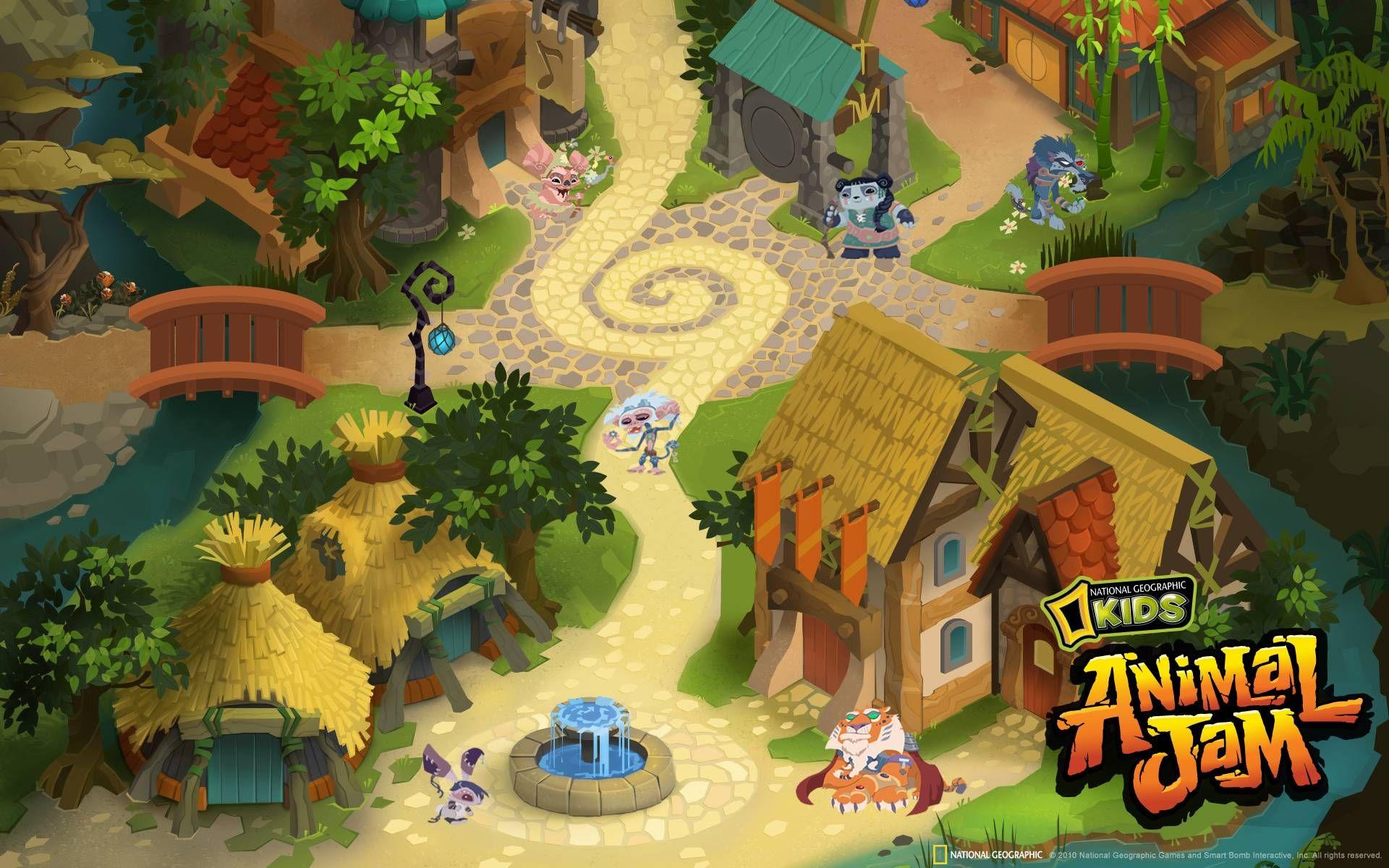 Animal Jam - MMOGames com