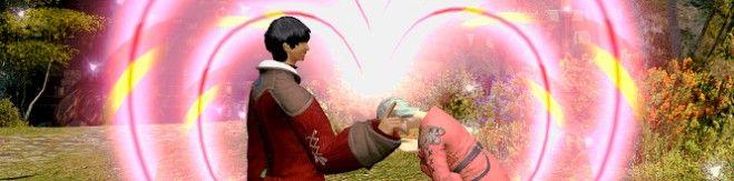 Love in FFXIV