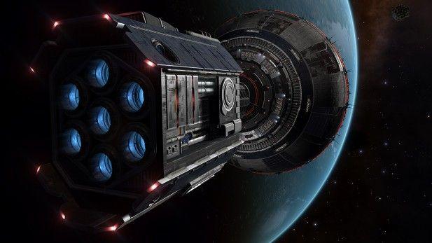 Elite: Dangerous starport - MMOGames.com - Your source for MMOs & MMORPGs