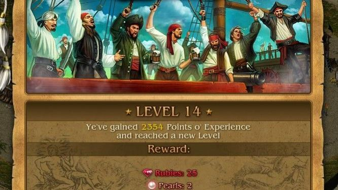 Pirates - Level Up