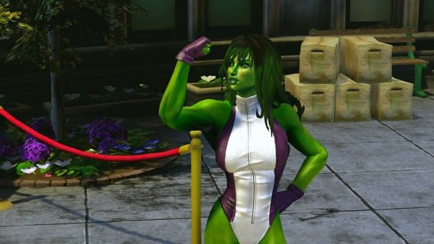 She-Hulk Now Playable in Marvel Heroes 2015 - MMOGames.com - Your source for MMOs & MMORPGs