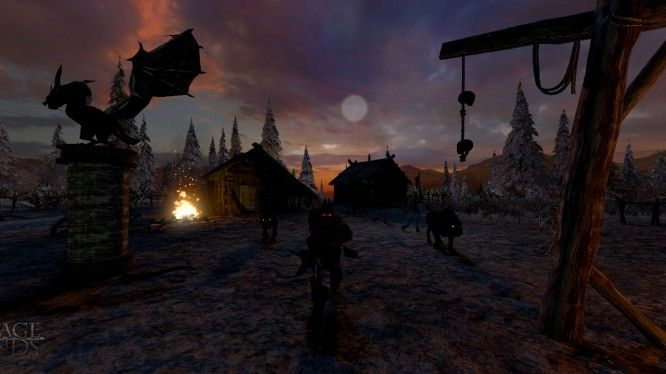 Savage Lands - MMOGames.com - Your source for MMOs & MMORPGs
