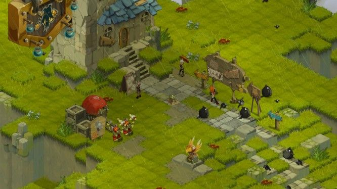 WAKFU Revamps Kelba - MMOGames.com - Your source for MMOs & MMORPGs