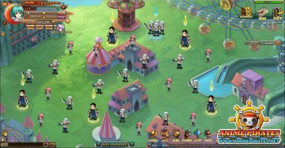 Anime Pirates Mmogames Com