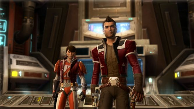 Star Wars the Old Republic - MMOGames.com - Your source for MMOs & MMORPGs