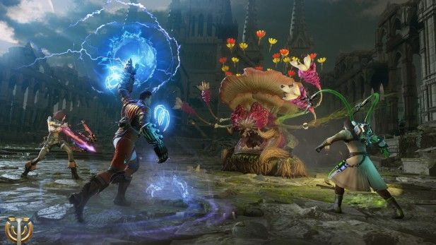 Skyforge Distortions - MMOGames.com - Your source for MMOs & MMORPGs