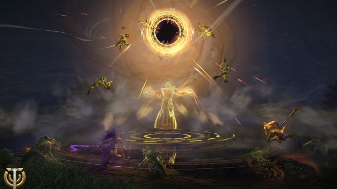 Skyforge Black Hole