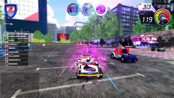 Wincars Racer Screenshot 2017 1