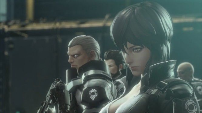 Ghost in the Shell Online - MMOGames.com - Your source for MMOs & MMORPGs