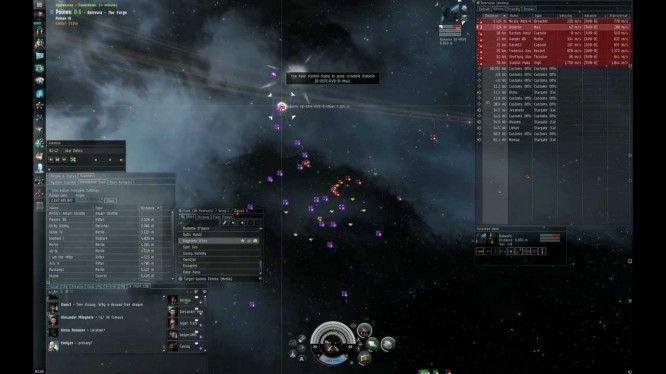 EVE Online - Red vs Blue 3
