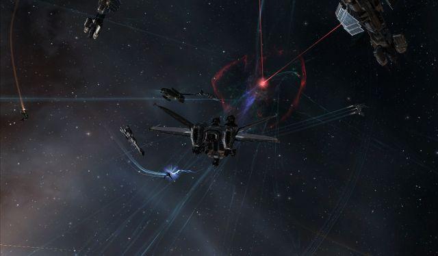 EVE Online - Red Vs Blue 2
