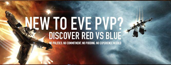 EVE Online - Red vs Blue 1