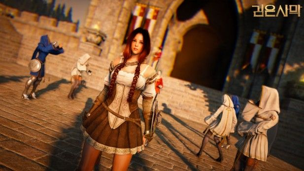 Black Desert Valkyrie - MMOGames.com - Your source for MMOs & MMORPGs