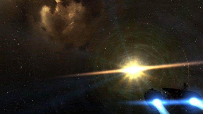 Eve Online -- Eve Gate