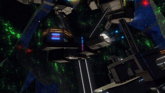 Vendetta -- Space Station