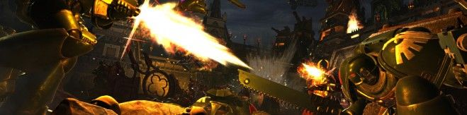Warhammer 40,000 Eternal Crusade loses Steven Lumpkin - MMOGames.com - Your source for MMOs & MMORPGs