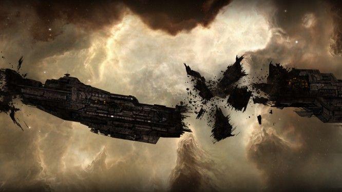EVE Online - Ragnarok Wreck