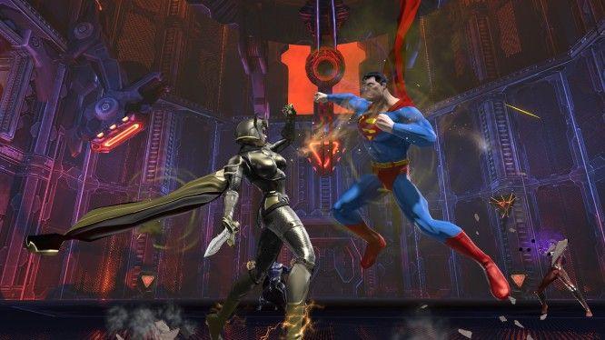 DCUO Halls of Power Part 2 Superman