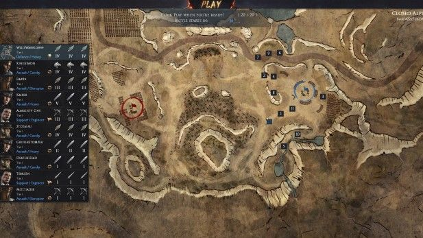 Total War Arena Screenshot Beta Map