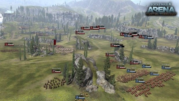 Total War Arena Screenshot Beta Big Battle
