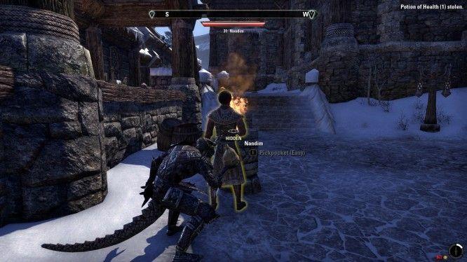 The Elder Scrolls Online - Justice