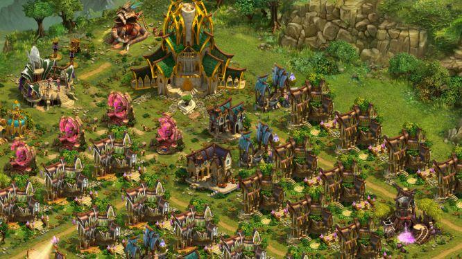 Elvenar -- Large Village