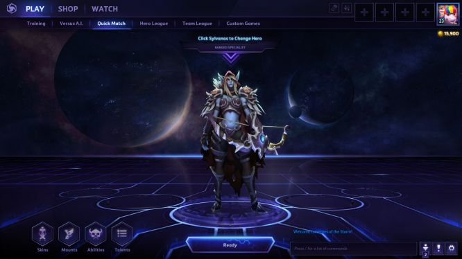 Heroes of the Storm - 4
