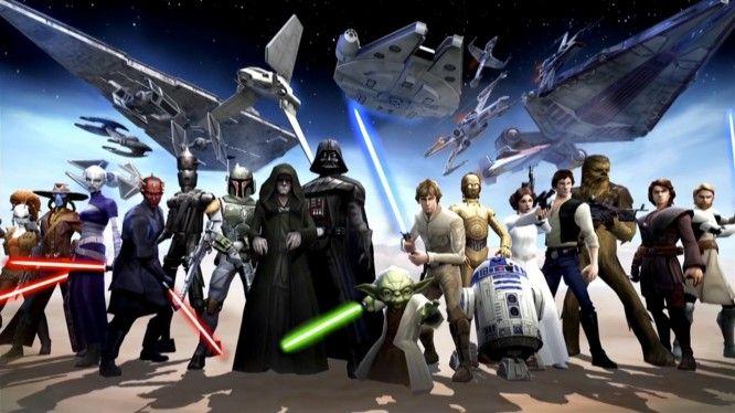 Star Wars GalaxyOfHeroes