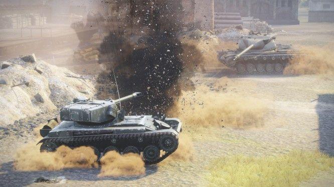 World of Tanks e3 2015
